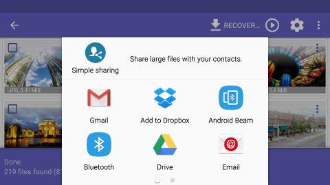 DiskDigger for Android! | DiskDigger