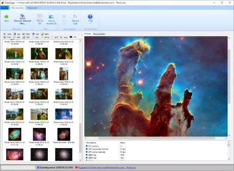 DiskDigger | Undelete and recover photos, documents, music